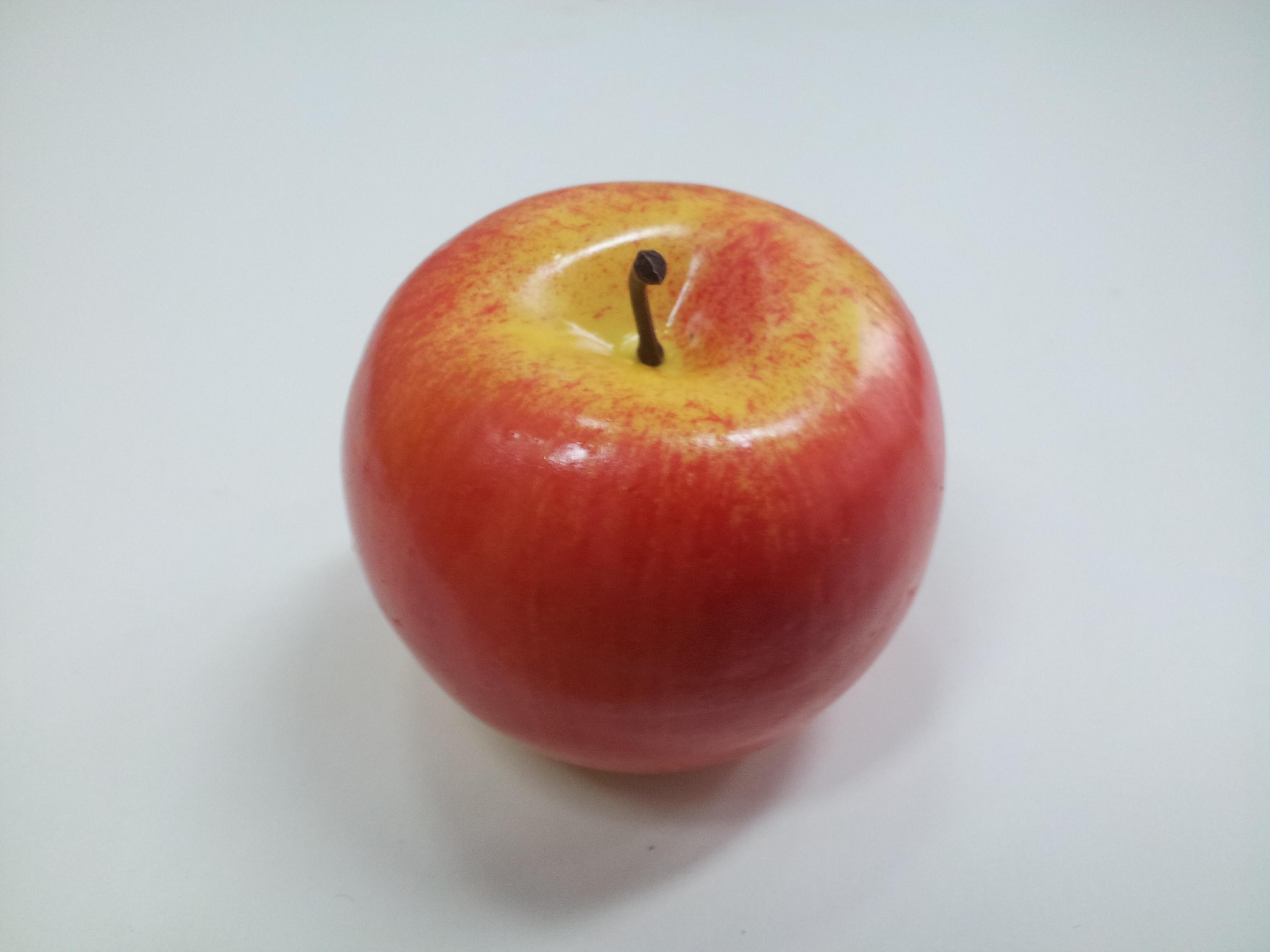 Муляж яблока своими руками 48